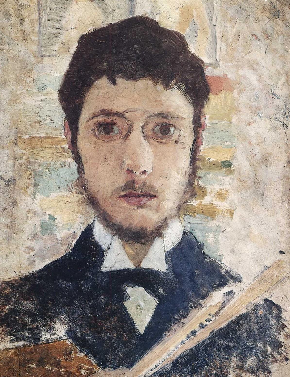 Pierre-Bonnard-1889-Autoportrait